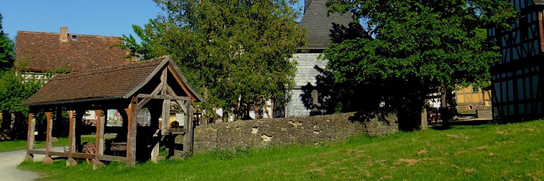 Leiterhaus aus Mudersbach in der Baugruppe Mittelhessen