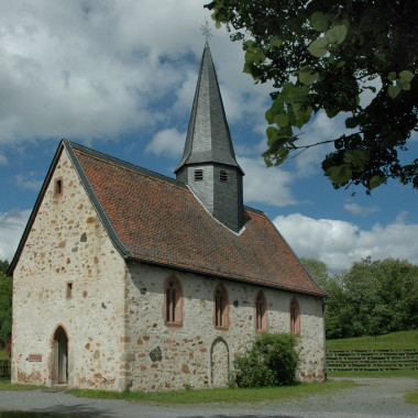 Kapelle aus Lollar