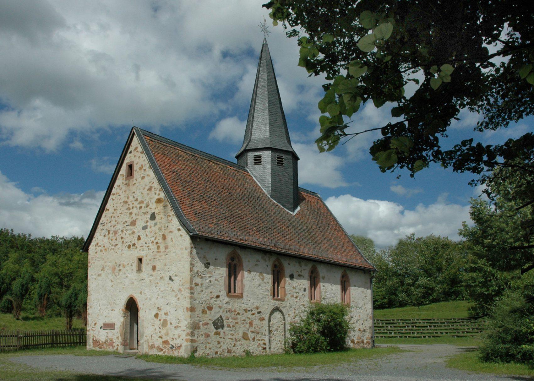 Die Kapelle aus Lollar