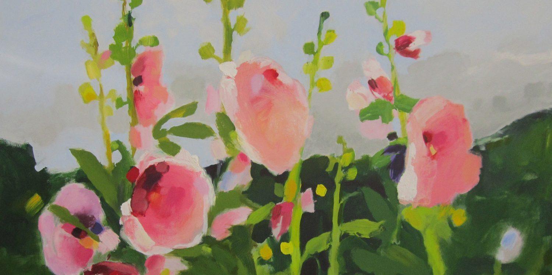 """Sonderausstellung """"Vielleicht Blumen"""" von Uwe Reher"""
