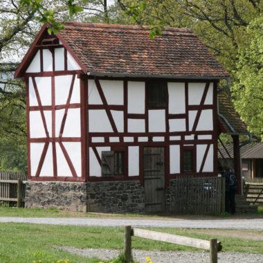 Nebengebäude aus Frankenbach