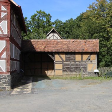 Outbuilding from Launsbach