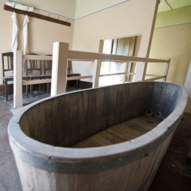 Innenaufnahme Synagoge aus Nentershausen