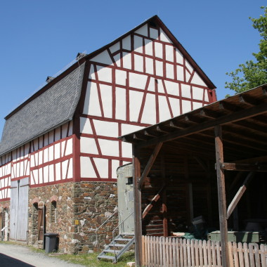 Stable barn from Hofen
