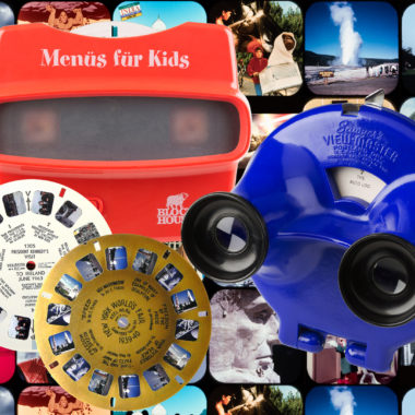 """Launch of special exhibition """"80th anniversary of view-master 1939-2019"""" 28 April"""