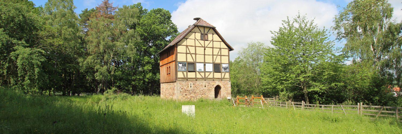 Haus aus Ransbach (Festes Haus)