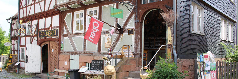 Außensicht Haus aus Rauschenberg 2
