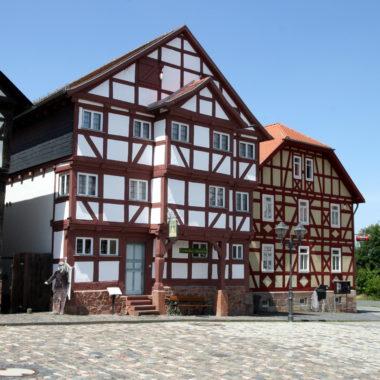 Haus aus Gemünden (Wohra)