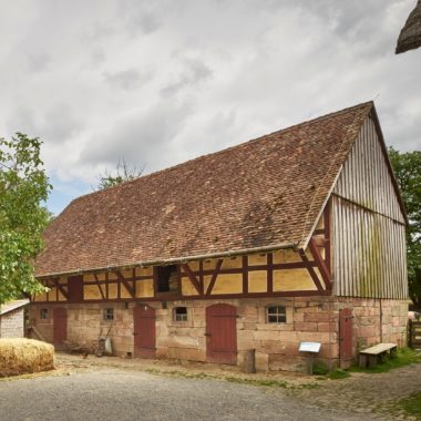 Stable from Bracht