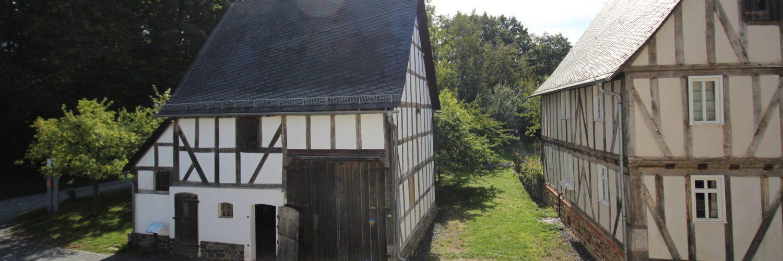 Stallscheune aus Münchhausen