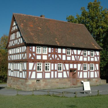 House from Sterzhausen