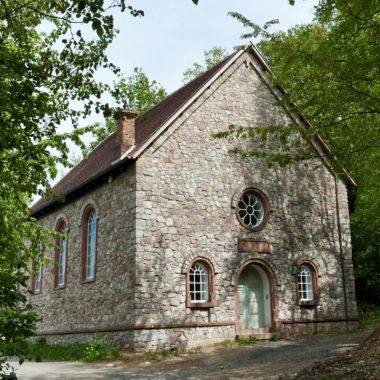 Synagoge aus Groß-Umstadt