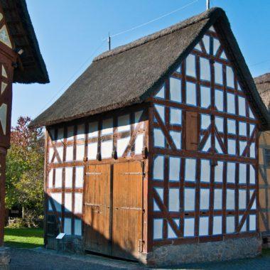 Stallscheune aus Treisbach