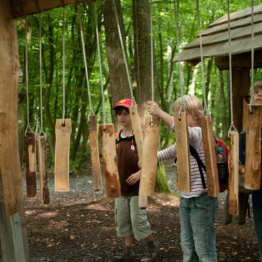 Öffentliche Führung zum Walderlebnispfad am 9. Juli