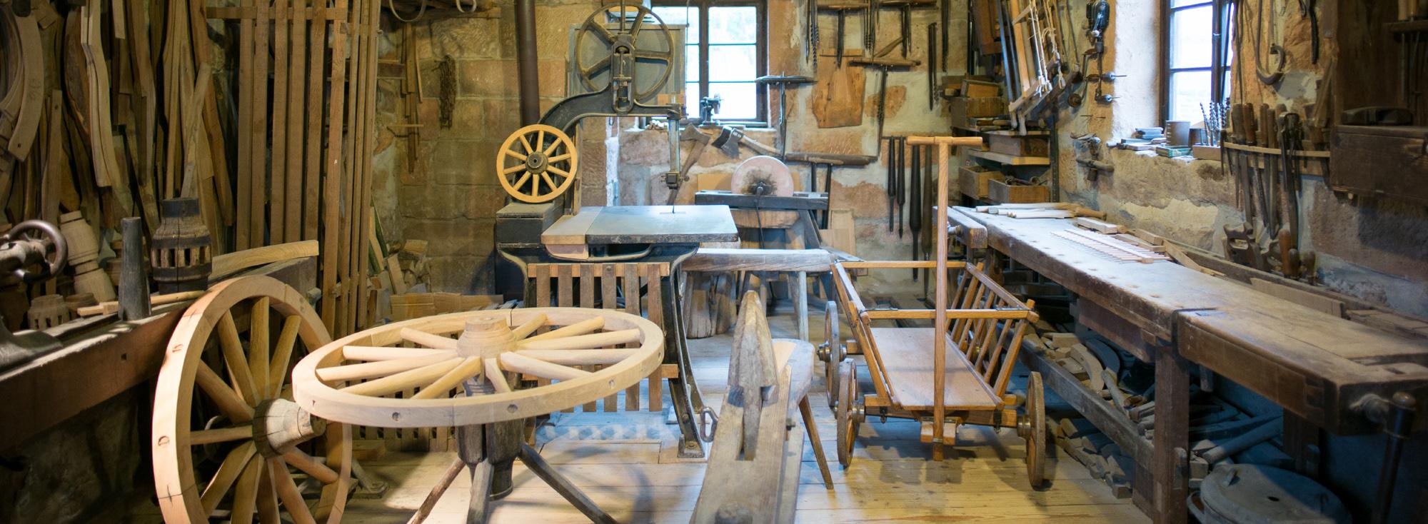 Werkstatt aus Münchhausen