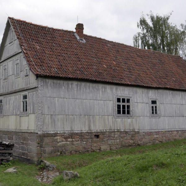 Außenansicht Hofanlage aus Mittelkalbach